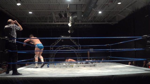 Chase Gosling vs. Ventura - Premier Pro Wrestling PPW Betrayal