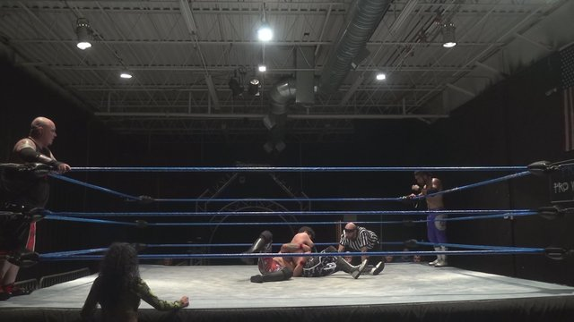 Iniestra & Pancho vs. Jose Acosta & Perish - Premier Pro Wrestling PPW #354