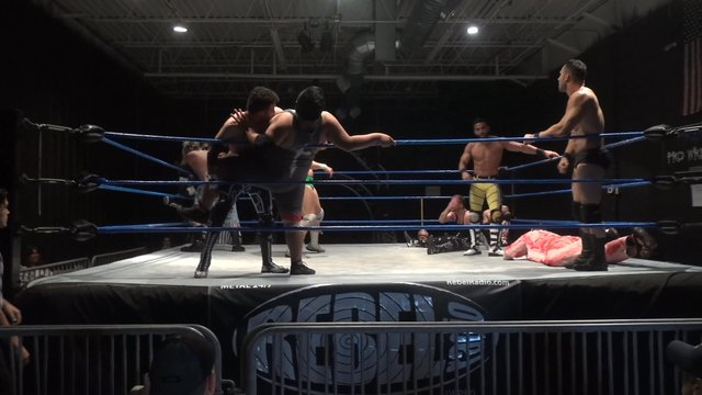 Battle Royal - Premier Pro Wrestling PPW #356
