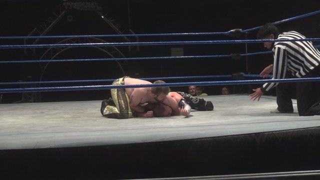 Not Bad Chad vs. Jesse Danger - Premier Pro Wrestling PPW #357