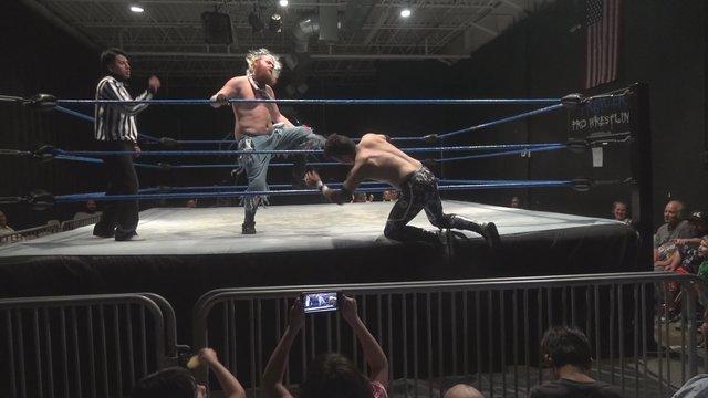 Pancho vs. Moondog Murray - Premier Pro Wrestling PPW #357