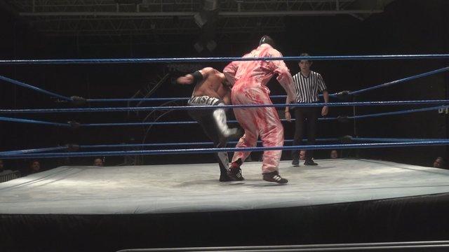 Semsei vs. Psycho Spawn - Premier Pro Wrestling PPW #357
