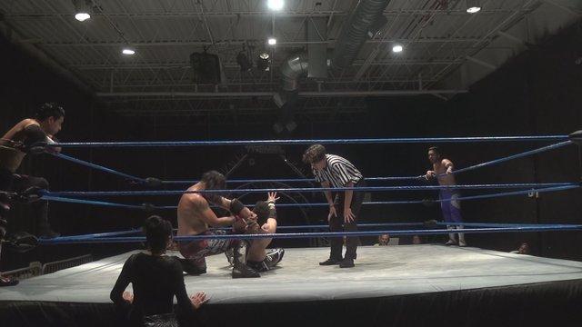Iniestra & Pancho vs. Jose Acosta & Ventura - Premier Pro Wrestling PPW #357