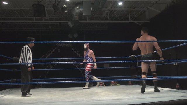 Matt Vine vs. The American Beard - Premier Pro Wrestling PPW #357