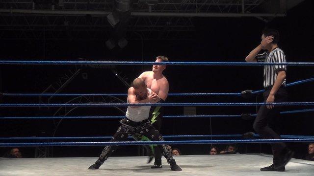 Charlie Hustle vs. Jesse Danger - Premier Pro Wrestling Intemperance