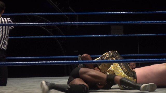 Not Bad Chad vs. Tim Castle - Premier Pro Wrestling PPW Intemperance