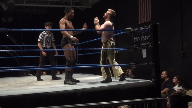 Not Bad Chad vs. Tim Castle - Premier Pro Wrestling Intemperance