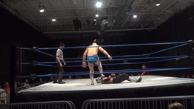 Chase Gosling vs. Ultimo Pachuco - Premier Pro Wrestling PPW #359