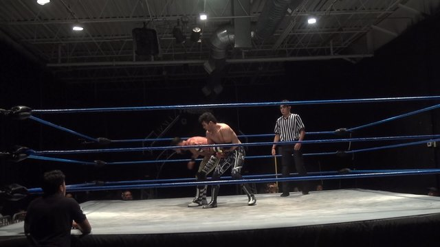 Semsei vs. Pancho - Premier Pro Wrestling PPW #359