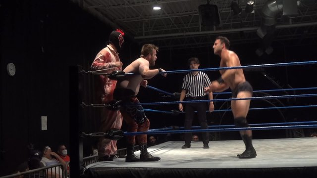 Matt Vine & Psycho Spawn vs. Not Bad Chad & Perish - Premier Pro Wrestling PPW #359