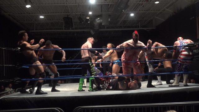 All Japan Style Battle Royal - Premier Pro Wrestling PPW #359