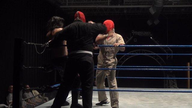 Jose Acosta & Ventura vs. Russian Assassin & Zero-3 - Premier Pro Wrestling PPW #361