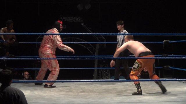"""Not Bad"" Chad vs. Charlie Hustle vs. Tim Castle vs. Psycho Spawn - Premier Pro Wrestling PPW Do or Die"