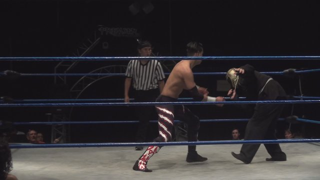 Ventura vs. Zero - Premier Pro Wrestling PPW #365