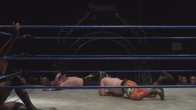 Not Bad Chad vs. Tim Castle vs. Charlie Hustle - Premier Pro Wrestling PPW #365