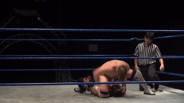 Chase Gosling vs. Semsei - Premier Pro Wrestling PPW #366