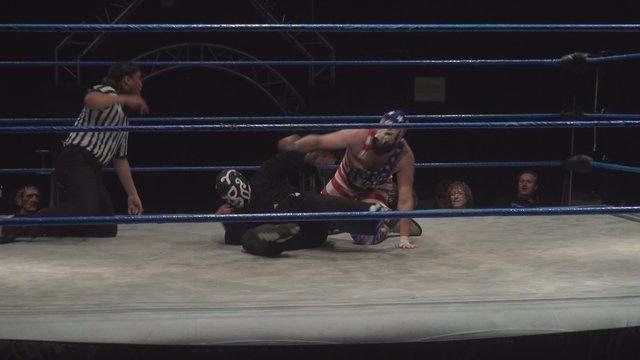 American Beard vs. Zero-1 - Premier Pro Wrestling PPW Put Up or Shut Up