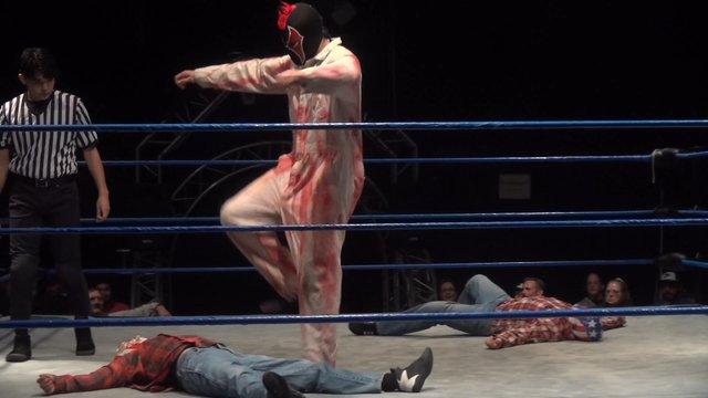 Psycho Spawn vs. Destruction Crew - Premier Pro Wrestling PPW #369