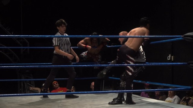 Jose Acosta & Ventura vs. Dangerous Hustle - Premier Pro Wrestling PPW #370