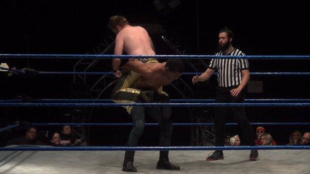 Timm Castle (c) vs. Not Bad Chad - Premier Pro Wrestling PPW #370