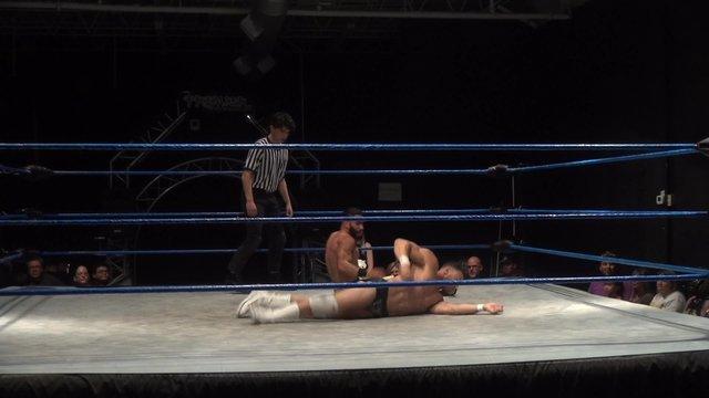 Matt Vine vs. Semsei - Premier Pro Wrestling PPW #370