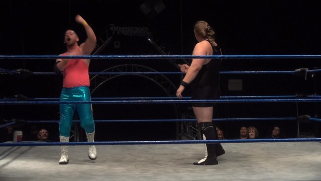 Marcus Smith vs. Slick Willy - Premier Pro Wrestling PPW Dominance