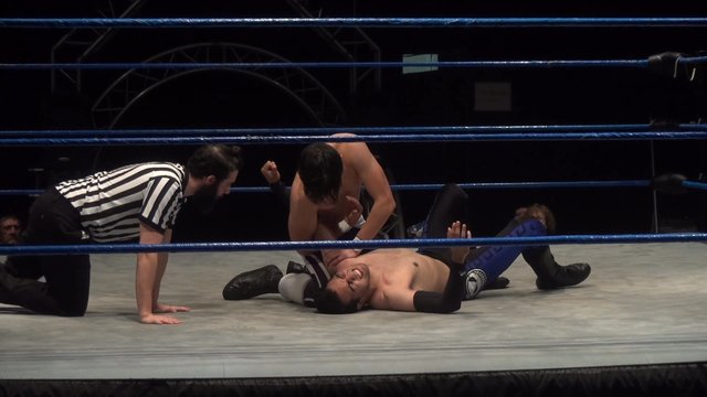 Pancho vs. Alejandro Marrufo - Premier Pro Wrestling PPW Dominance