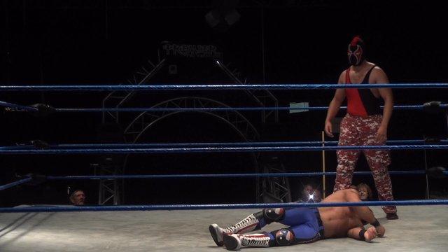 Semsei (c) vs. Psycho Spawn - Premier Pro Wrestling Dominance