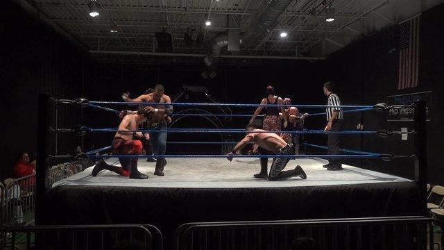 All Japan Style Battle Royal - Premier Pro Wrestling PPW #372