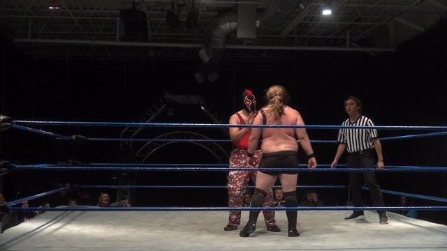 Slick Willy vs. Psycho Spawn - Premier Pro Wrestling PPW #372