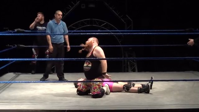 Andy Anderson & Not Bad Chad vs. Connor Corr & Zero-1 - Premier Pro Wrestling #200