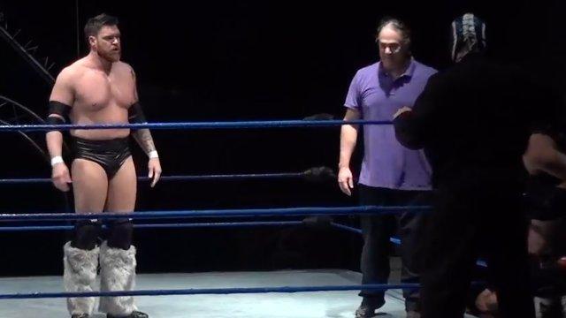 Connor Corr/Zero-1 vs. Skye Blue/La Tarantula & Jay Bradley/TJ Steel - Premier Pro Wrestling PPW #215
