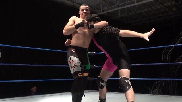Connor Corr vs. Brice Akers - Premier Pro Wrestling PPW #223