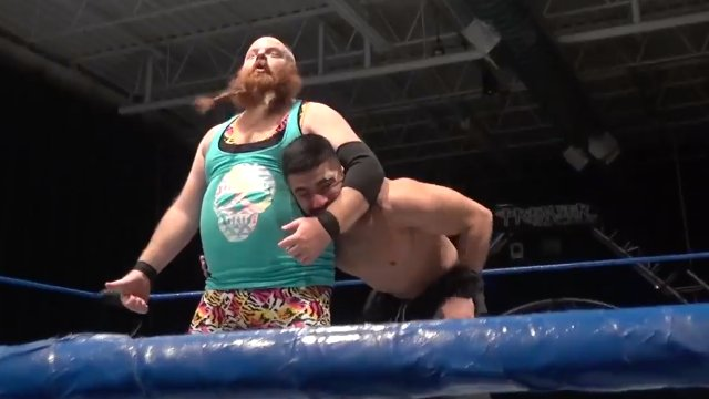 Dirty Boys Club vs. Iniestra & Sem Sei - Premier Pro Wrestling PPW #224