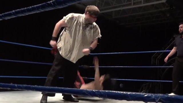 Jose Acosta vs. Wolfman Huck - Premier Pro Wrestling PPW #243