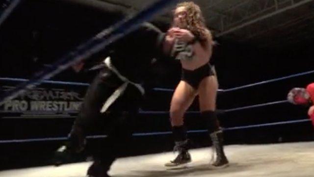 Skye Blue vs. Russian Assassin vs. Zero-3  - Premier Pro Wrestling PPW #245