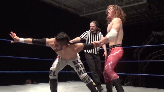 Iniestra & Chase Gosling vs. Anakin & Jose Acosta - Premier Pro Wrestling PPW #256