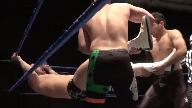 Chase Gosling vs. Bryce Akers vs. Pancho - Premier Pro Wrestling PPW #257