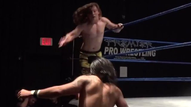 Anakin vs. Jose Acosta - Premier Pro Wrestling PPW #262