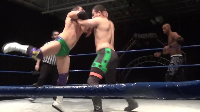 Connor Corr, Marcus Smith & Zero-2 vs. Bryce Akers, Tim Castle & D'Marceo - Premier Pro Wrestling PPW #273