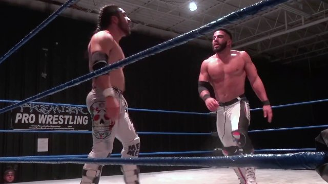 Iniestra vs. Semsei - Premier Pro Wrestling PPW #274