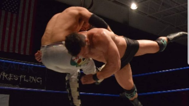 Matt Vine (c) vs. Iniestra - Premier Pro Wrestling PPW #277
