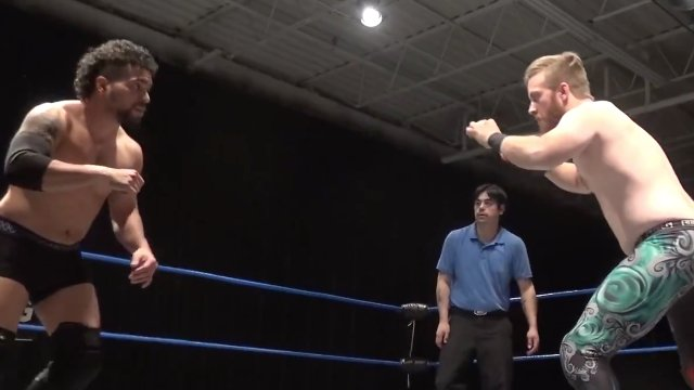 Not Bad Chad vs. Ultimo - Premier Pro Wrestling PPW #278
