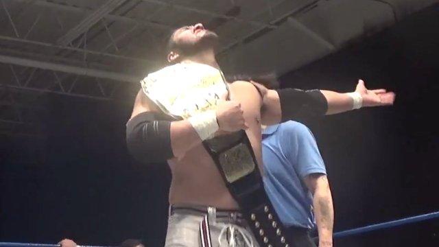 Iniestra (c) vs. Matt Vine - Premier Pro Wrestling PPW #278