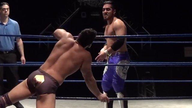 Iniestra (c) vs. Matt Vine - Premier Pro Wrestling PPW #280