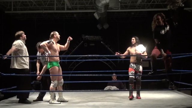 Anakin & Jose Acosta (c) vs. Chase Gosling & Wolfman Huck - Premier Pro Wrestling PPW #285