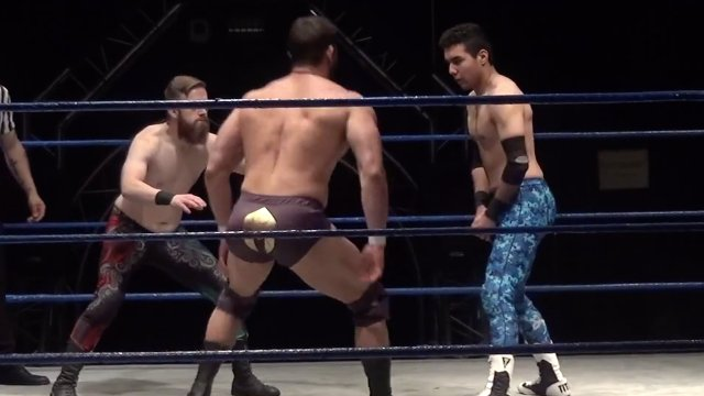 Matt Vine vs. Not Bad Chad vs. Pancho - Premier Pro Wrestling PPW #285