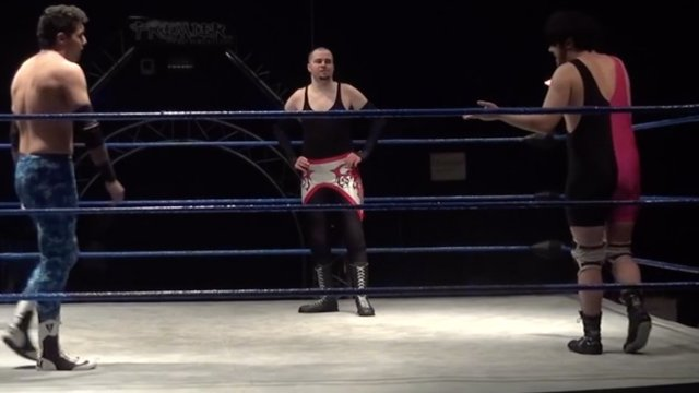 Connor Corr vs. Pancho vs. The Flying Phoenix - Premier Pro Wrestling PPW #286