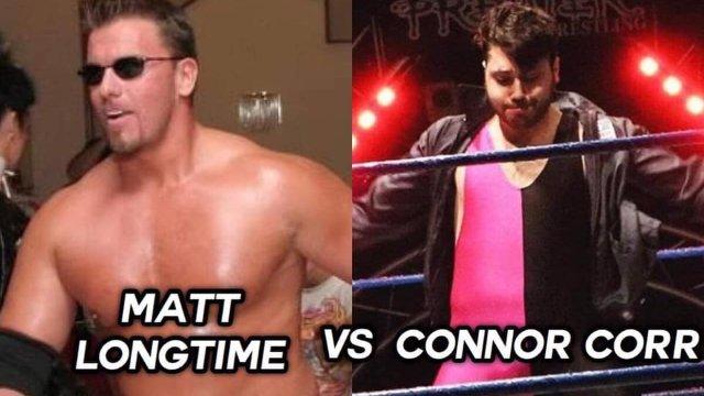 Matt Longtime vs. Connor Corr - Premier Pro Wrestling PPW #287