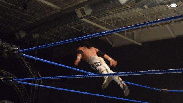 Iniestra (c) vs. Jose Acosta - Premier Pro Wrestling PPW #287